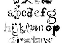 Kleuren & letters