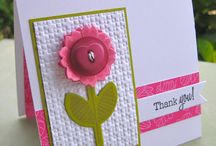 Cards I like / by Margaret Bennett