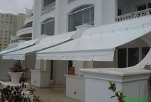 Louver/awnings for patio