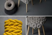 Fiber Arts / Wool, knit, crochet, natural fibers, textile awesomeness in all it's glory