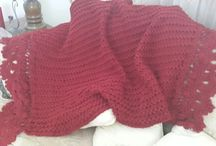 my crochet / by Red Rosa