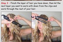 Flat iron tricks