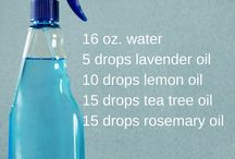 Natural Cleaning Product Recipes