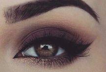Hnedé oči