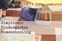 Kindergarten here we come! / by Natasha Campbell