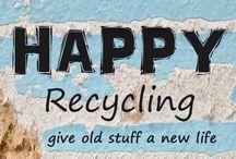 Ausaltmachneu / Recycling