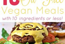 Oil free Plant Based Vegan Recipes / Plant based vegan recipes that are oil free. Perfect for those who choose to follow a Whole foods Plant Based Diet. Please pin a few of others after pinning yours! Share the love! If you would like to join the group board - message me or email info@sproutingzen.com