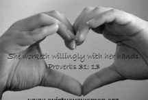 Proverbs 31 / by Megean Denney