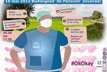 O.K. Okay! / Deelnemers en Goodiebag participanten kunnen hier vrij pinnen over het #OkOkay evenement op 10 mei 2012 voor het Operatiekamer personeel van Rijnstate. / by Amy van Son