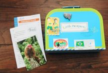 Children's Subscription Boxes that are Culturally Diverse / Who doesn't want a cool surprise every month? From beauty to food, subscription boxes are the biggest craze, and now it is time for the kids to get in on it as well. Kids subscription box, Cultural Diversity.