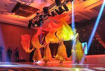 Bhangra Dancers from The RAAJ