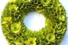 Dried Flowers / Wreaths