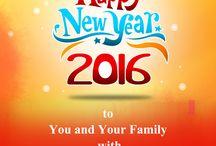 Happy New Year / Happy New Year 2016
