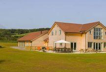 Ham Bottom / Somerset Luxury group accommodation sleeps 12 with indoor pool and spa facilities