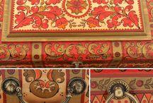 Борецкая роспись