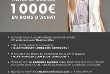 McARTHURGLEN LOOKBOOK CONCOURS / #McArthurGlenConcours