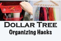 Organizing, Storage Ideas