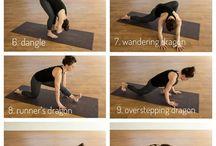 Yoga à faire