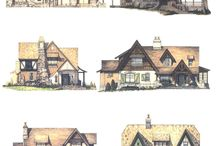 House & Cottages