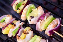 grillin' it!  / by Amber Hvidsten