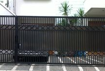 fence or pagar