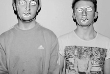 Disclosure / My favorite music group right now!! I absolutely Love this groups uniqueness, talent, and style!!  / by Carissa Luevano