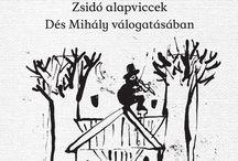 Hacsak úgy nem... / Zsidó alapviccek Dés Mihály válogatásában (Corvina, 2014) Illusztráció: Dés Marci (http://desmarci.hu/)
