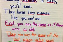 Place Value/Rounding / by Stephanie Clevenger
