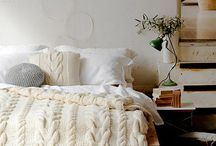 Bed ends / Cubrecamas