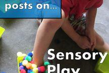 school-sensory ideas / by Meghan Domanszky
