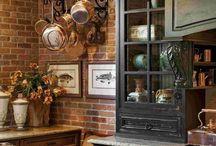 Vintage Spaces I Love