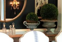 Decorating with Urns / Ideas for decorating with urns indoors or outdoors