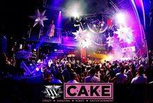 C.A.K.E / Crazy Amazing Kinky Entertainment, The Wright Venue's Saturday night!