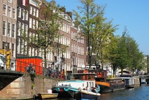 Exploring the Amsterdam Canals