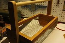 Trugs, Trays, and Totes