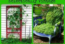 my garden stuff