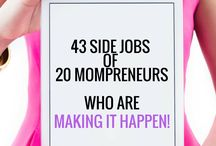 """Mompreneurship with Ashleigh Blatt / We are honoured to have Ashleigh Blatt, from """"Mompreneur on fire"""" collaborate on this board!  Don't miss the new content we will be pinning together!!"""