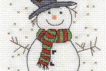 Cross stitch / by Vicki Vares