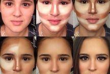 Makijaż konturujący