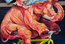 Street Art, Installations + More / Showcasing amazing works of street art, local installations across cities and everything else we can come across   Find local experiences by exploring Events, Venues & Organizations with Brüha