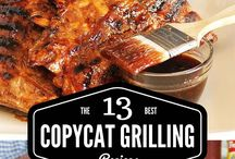 Copycat Grilling Recipes / Copycat grilling recipes from your favorite restaurants.