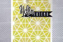 Hexastar Cover Plate Die
