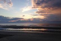 Dawn in Cervia / Beautiful Dawn in Cervia