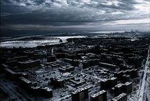 Припять и Чернобыль