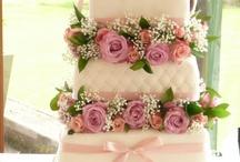 tortas flores naturales