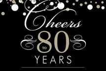 60 birthday invitation