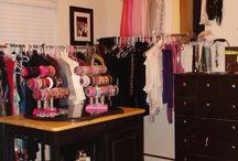 My dream closet / by Kristen Walters