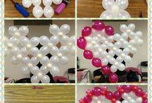 Ballon decoraties