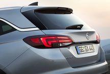 New Opel Astra Sports Tourer