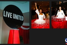 Red and White | Event Decor
